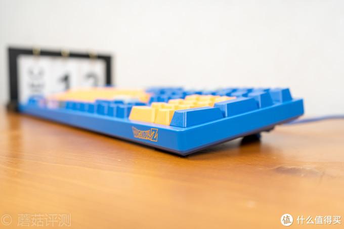 七颗龙珠,永恒不灭的希望——Akko 3108v2龙珠z贝吉塔机械键盘