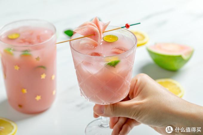 新晋网红饮品!好看好喝还解暑,在家2步就能搞定
