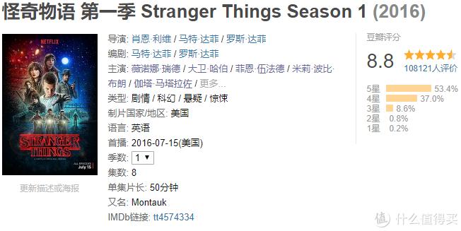 C叔的推荐:怪奇物语(Stranger Things)