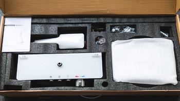 希箭沃克斯恒温花洒外观展示(主体|材质|外壳|按钮|开关)