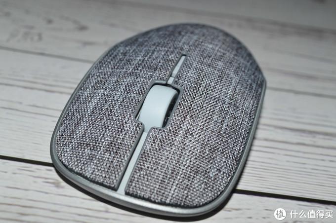 布一样的鼠标-雷柏M200 PLUS多模布艺无线鼠标体验