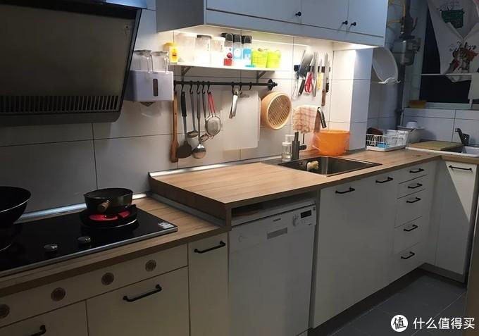 学会这10个宜家厨房样板间的套路,自家厨房也能美好且实用!