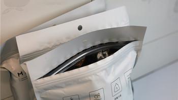小米垃圾袋外观展示(厚度|袋身|抽绳|包装)