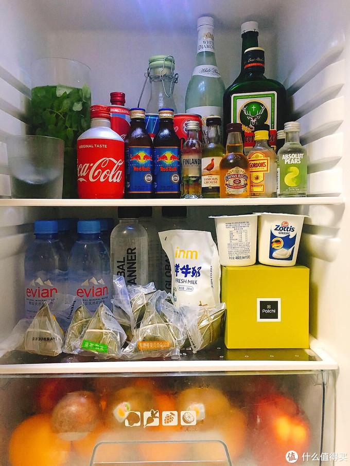 我的冰箱里装了整个夏天,还有喝了不会胖的肥宅水!