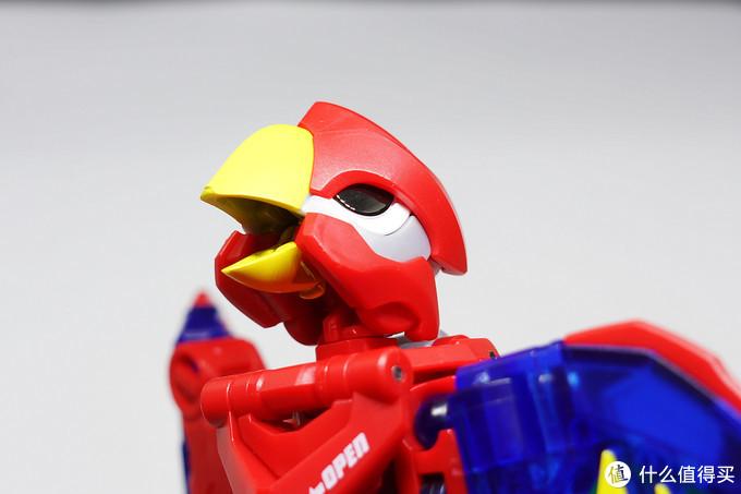 这只鸟有点儿意思:52Toys猛兽匣-回音爆手