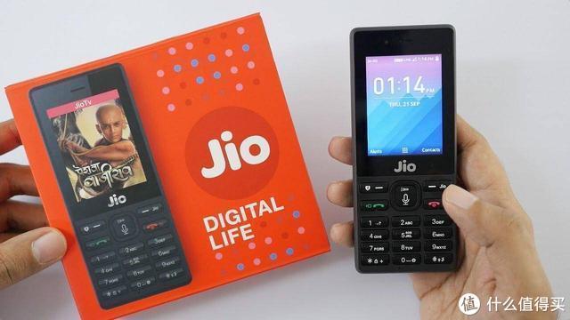 丧心病狂!印度5块钱的Jio机,竟跟红米手机一样好