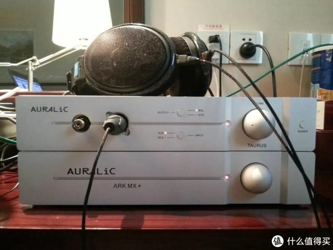 我的第一套声韵西装:ARK MK+解码器与金牛座一代耳放