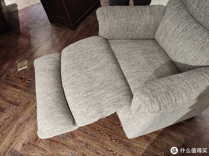 从入手LAZBOY乐至宝LZ.730单人沙发,聊聊网购时代线下实体店的优势劣势
