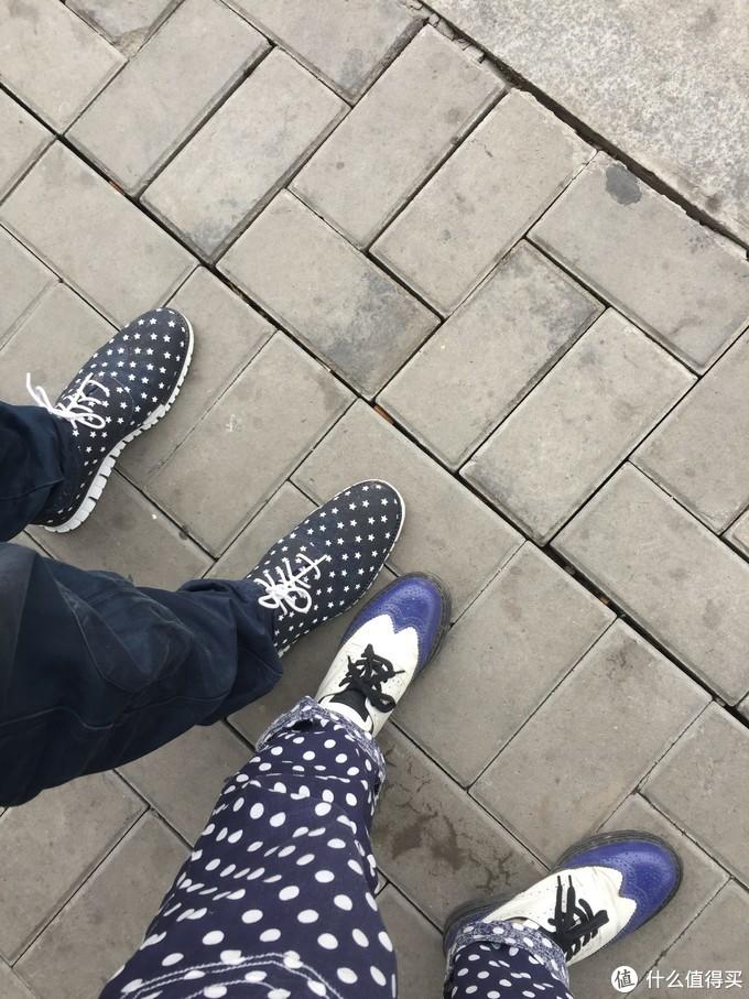 那些年我们穿过的情侣鞋和一起走过的故事
