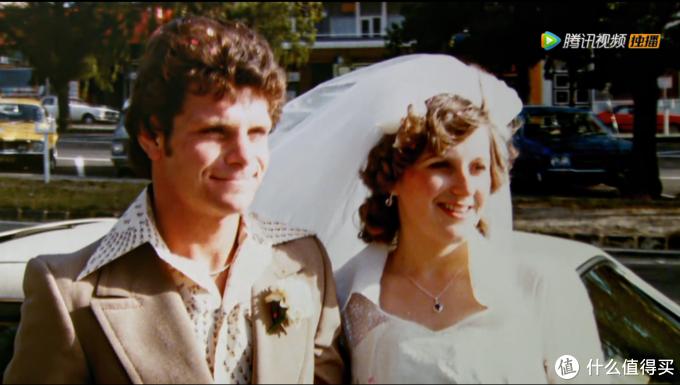 保罗和妻子,21岁