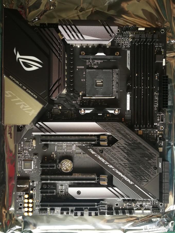 新AMD平台锐龙3700x装机及翻车记录!