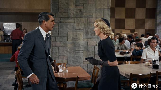 希区柯克经典悬疑片《西北偏北》公映60周年,精彩幕后大起底