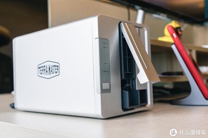 当7年Mac用户用上NAS:铁威马F2-210体验!