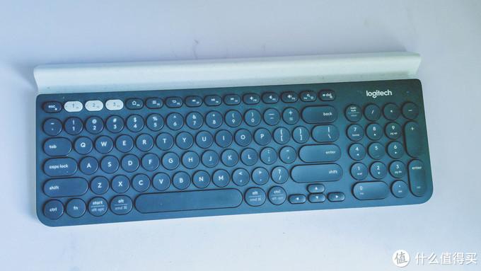 罗技K780 键盘开箱晒物