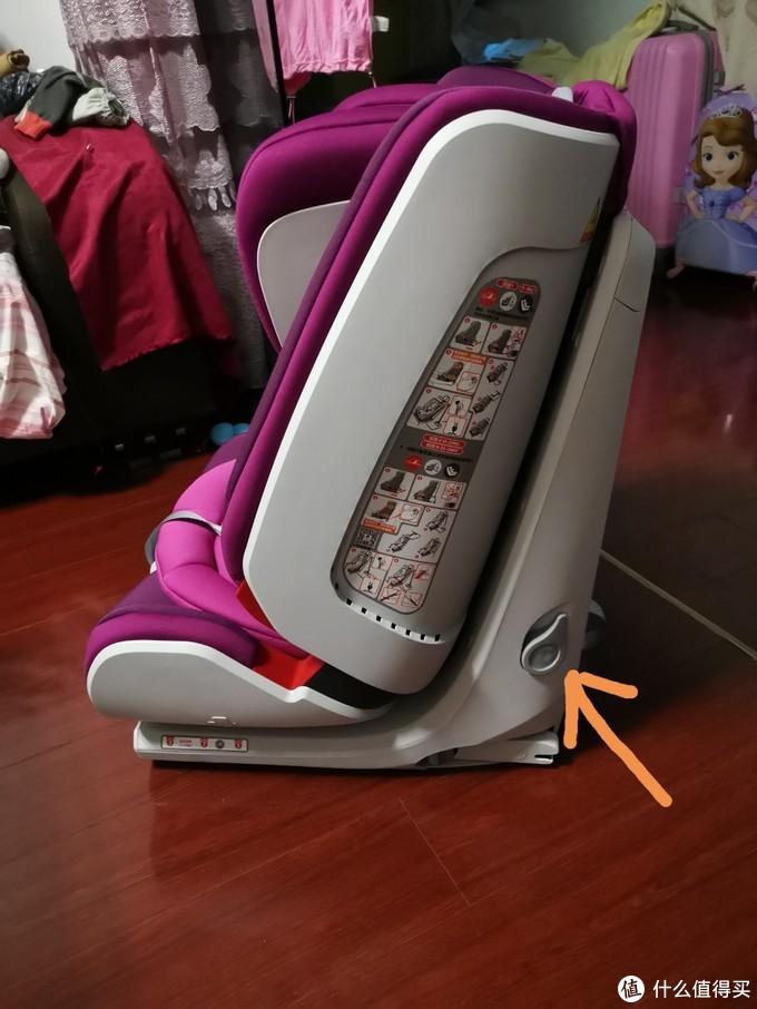 宝贝第一安全座椅简单开箱