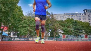 迈克达威针织高弹护膝5150使用总结(透气|护膝)