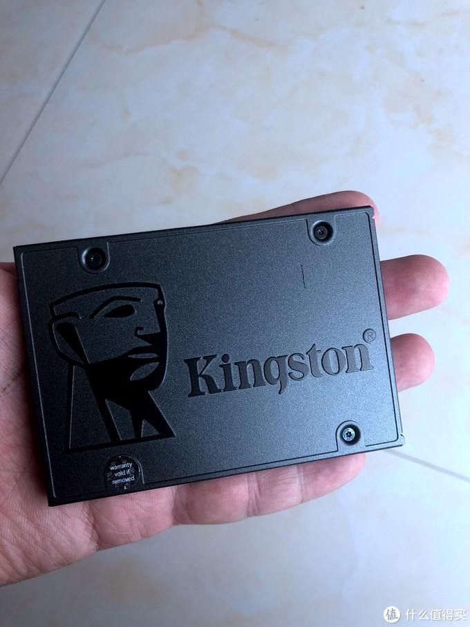 老本儿升级足矣-金士顿(Kingston) A400系列 240GB SSD固态硬盘 SATA3.0接口 开箱简评