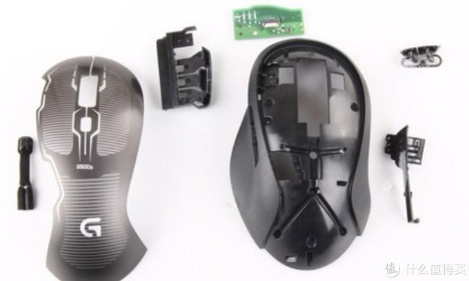 拯救单击变双击 —— 罗技G500s更换微动教程