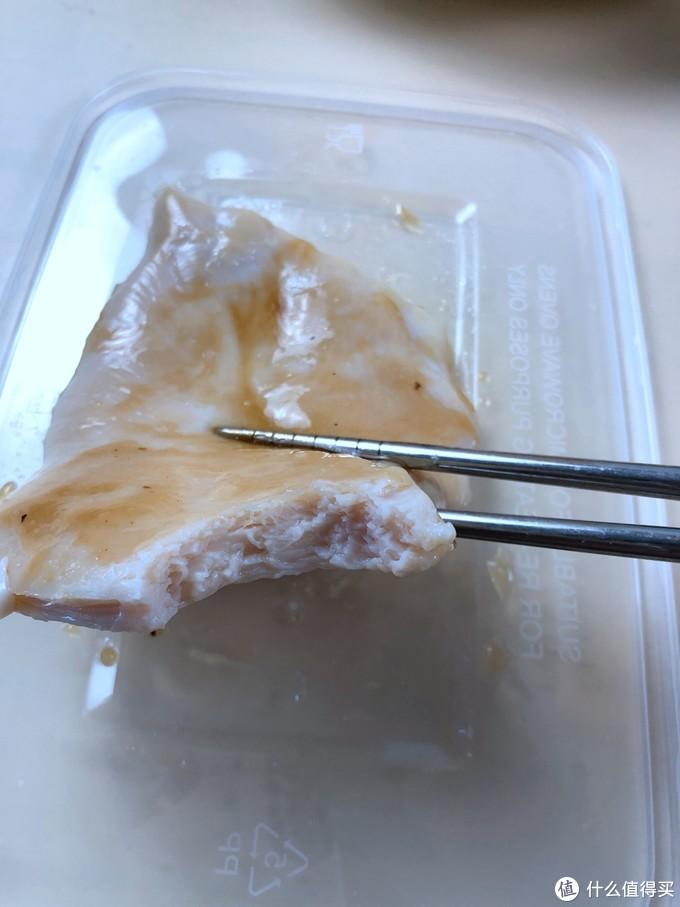 三分钟速食健身餐-上鲜 黑椒水煎鸡胸 896g/7片 开袋试吃