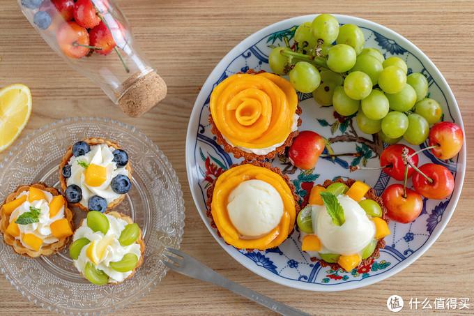 新晋王牌下午茶!水果这样搭好吃还低脂,多吃也不胖