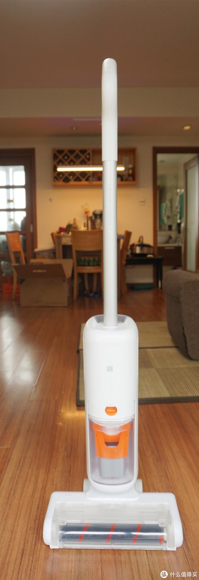 【首发评测】地面清洁的革命,懒人专属,小米有品上线飞狗无线地面清洗机