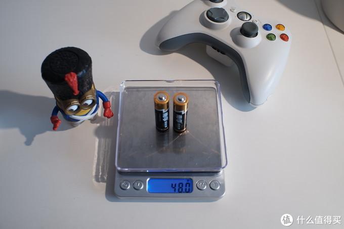 5号南孚电池2节重量