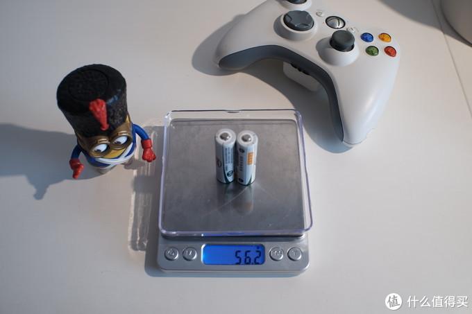 5号BYD镍氢充电电池2节重量