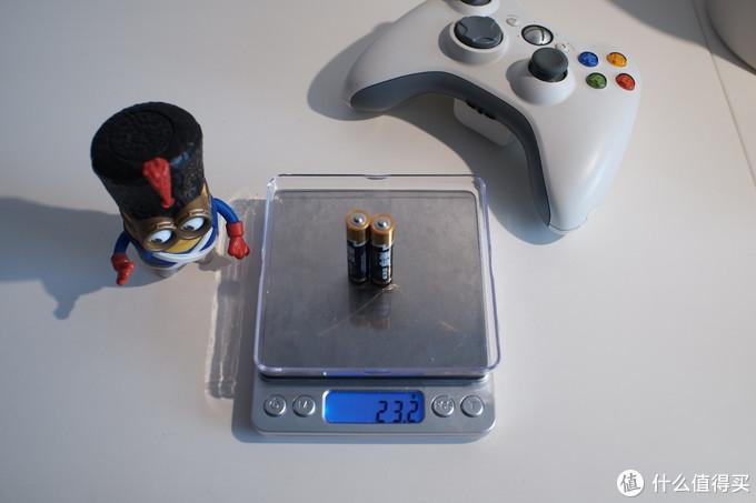 7号南孚电池2节重量
