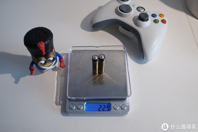7号松下电池2节重量