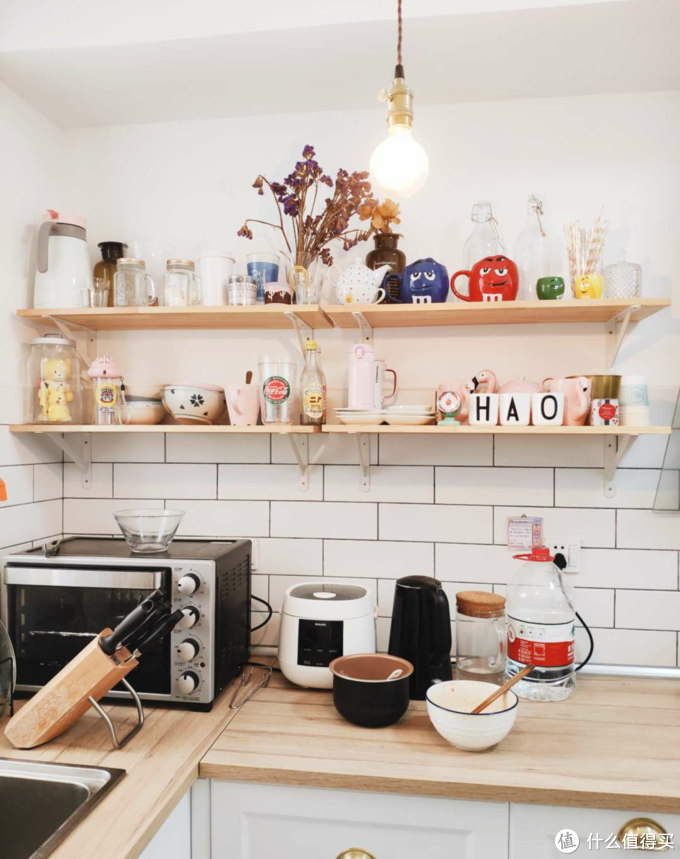 5种方法,让餐具变成厨房装饰品!