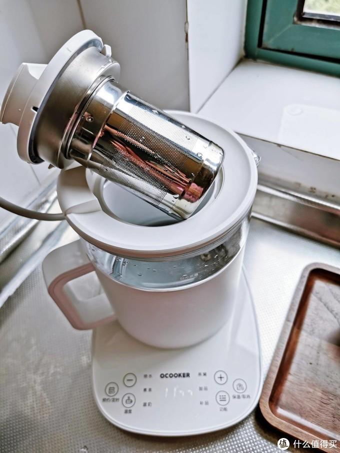 好茶配好壶,圈厨养生壶分享