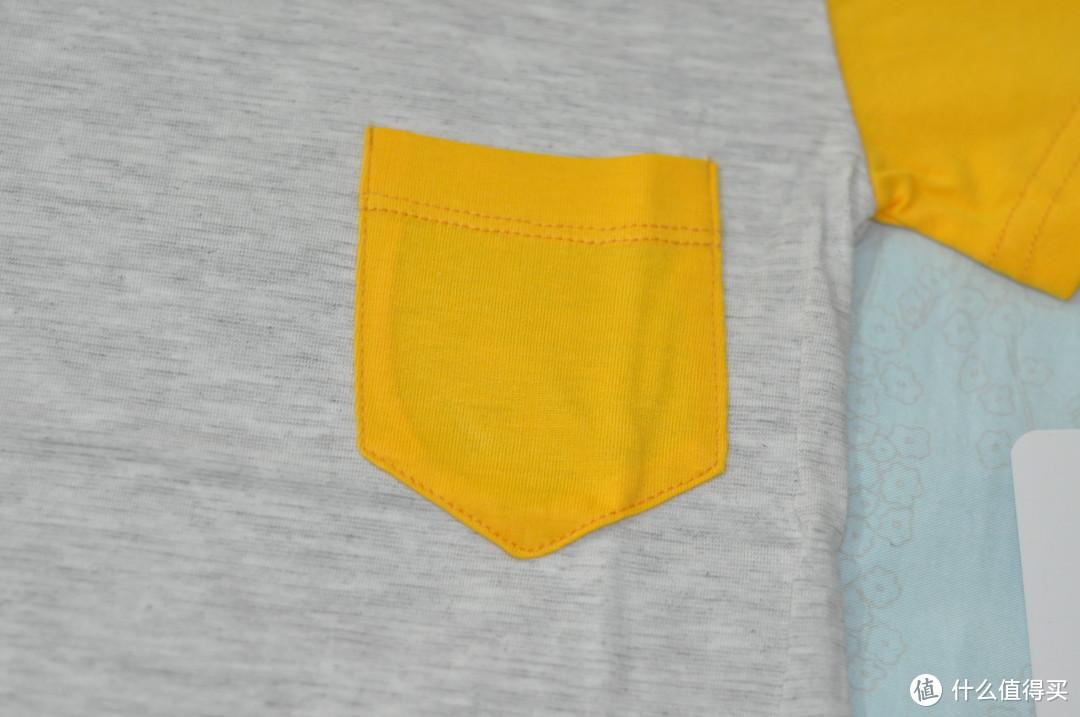 刷张大妈的福利:低价购入的儿童短袖也会有性价比