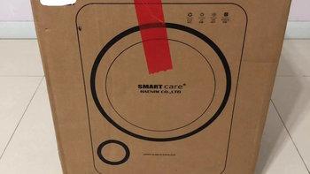 SMARTcare 多功能紫外线消毒柜使用总结(容量 声音 灯光)