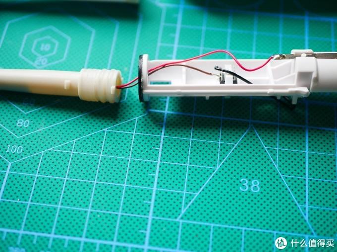 售价7.9的电动牙刷究竟是何方神圣--吉登电动牙刷拆解