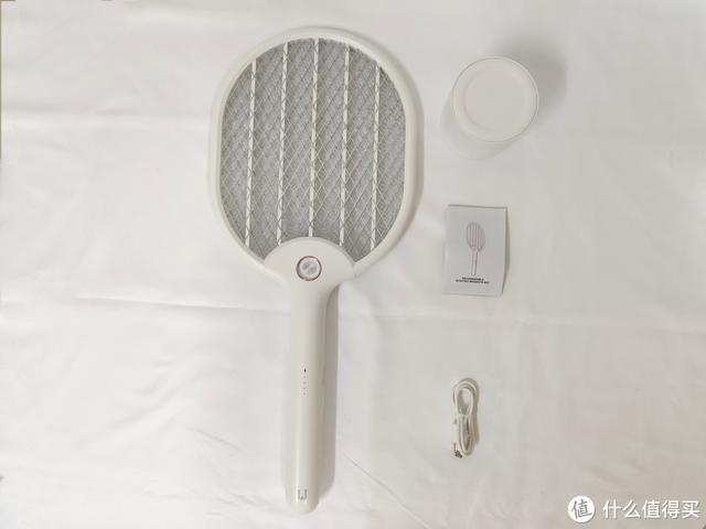 """三层防护电网的充电式电蚊拍,给你一个""""默默无蚊""""的清凉夏日"""