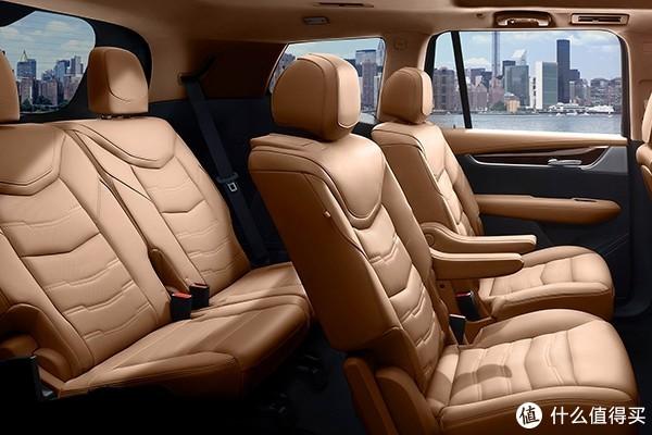 新车速递:凯迪拉克XT6正式上市