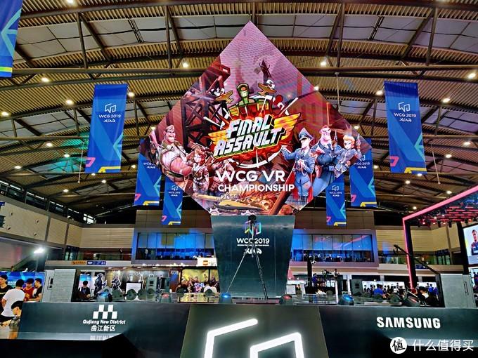 一波美图,2019WCG世界电子竞技大赛总决赛现场盛况!