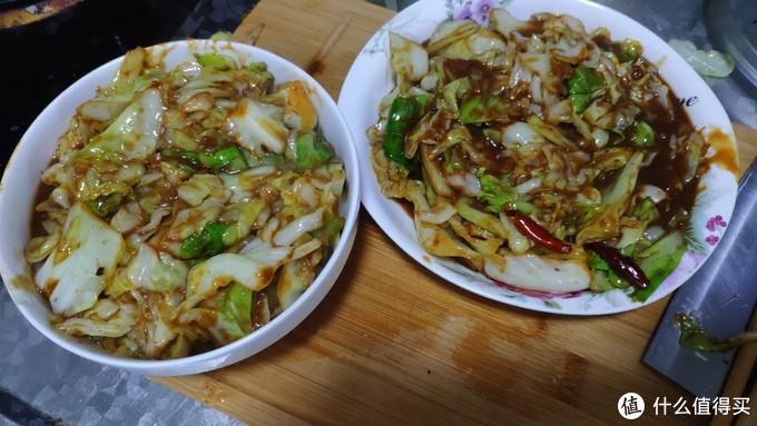 花4块钱我做了两大碗,快手又好吃的酱爆圆白菜