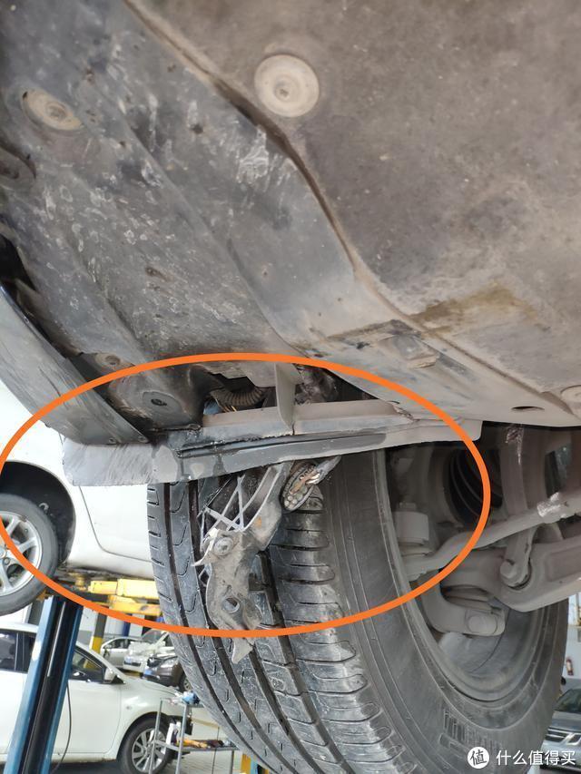一个小失误,造成这辆7万公里的保时捷小卡宴维修费用超3万