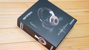 SIVGA SV004头戴式监听耳机外观展示(腔体|头梁|耳罩)