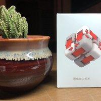 小米 米兔 指尖积木外观展示(拼接|翻转|携带)