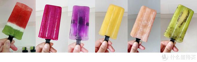 夏季清凉解暑的自制冰棒教程,多款口味一学就会!