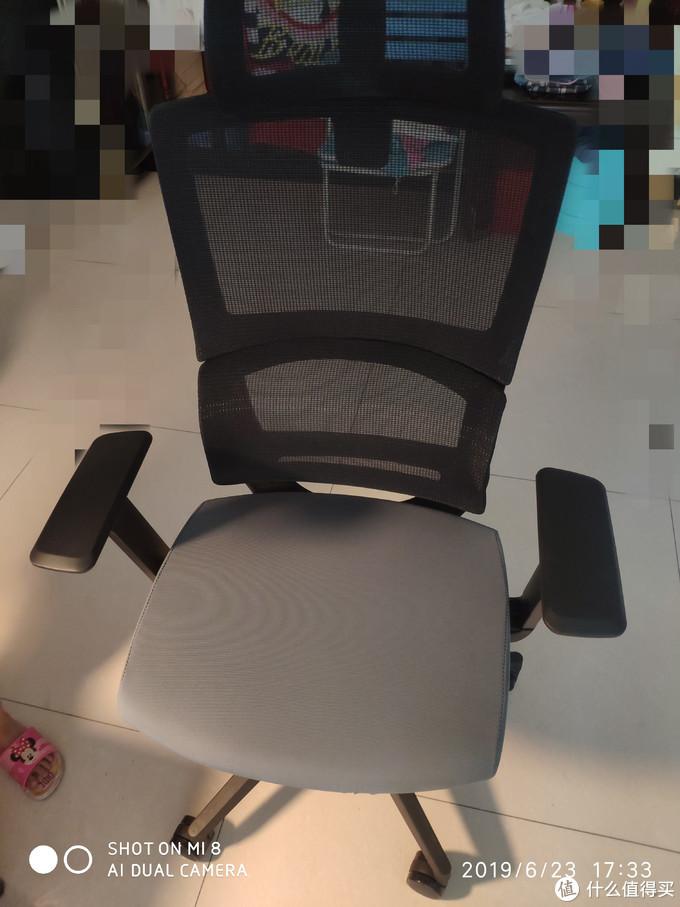sitzone人体工学椅使用感想