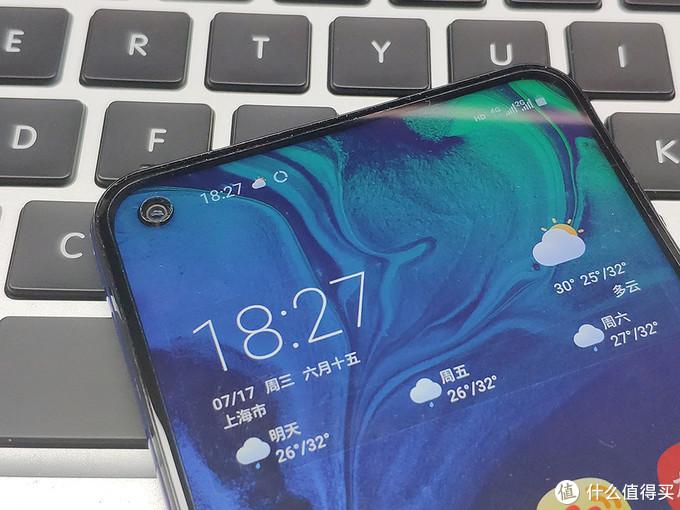翻身之战先锋军,三星 Galaxy A60 元气版智能手机