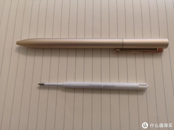 中性笔使用感受(1)--百乐S20笔芯改造