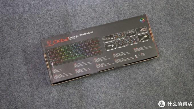五彩斑斓的豹子——摩豹CK62双模机械键盘x键设局偏执狂键帽