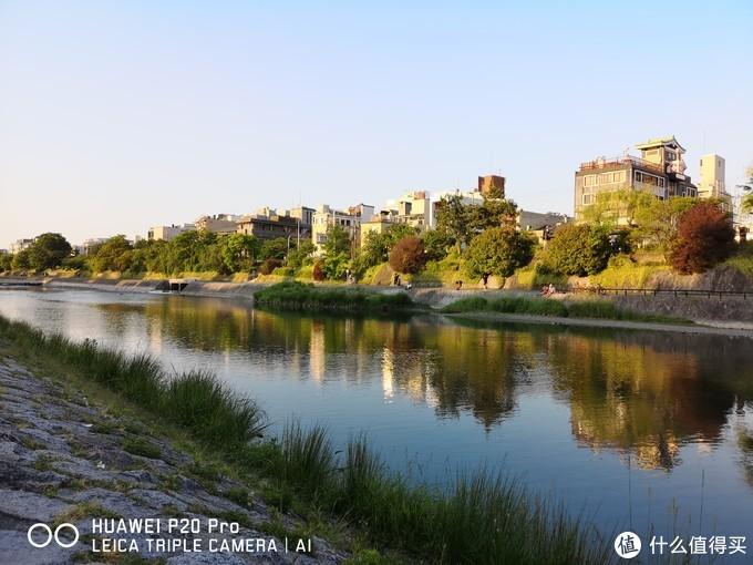 鸭川风景美如画