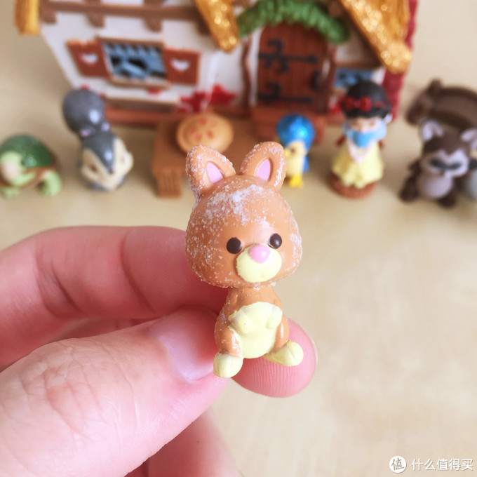 玩具测评丨Disney迪士尼白雪公主小屋