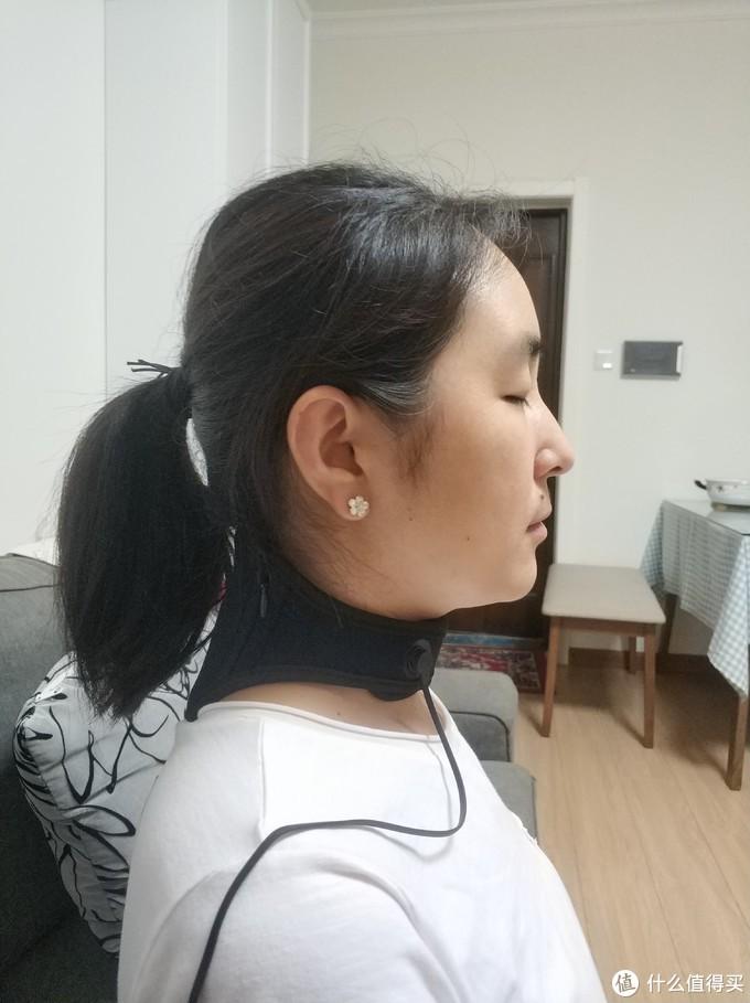 空调和热敷都挺好:小评烯时代纯石墨烯舒适款护颈