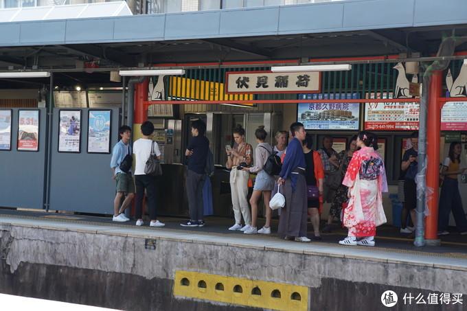 京阪伏见稻荷站